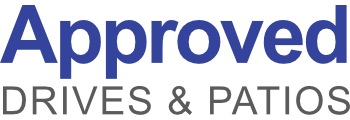 Approved Drives and Patios logo