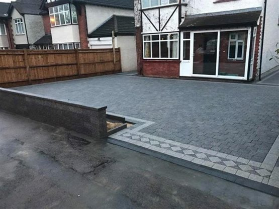 Northamptonshire Driveway Installer