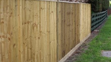 Northamptonshire Fencing Installers