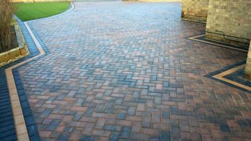 Block Paving Contractors Northamptonshire