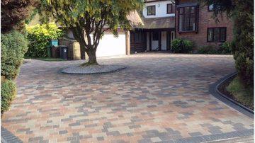 Northamptonshire Block Driveway Installer