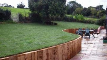 Wooden Decking Company Northamptonshire