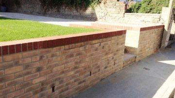 Brick Wall Contractors Northamptonshire