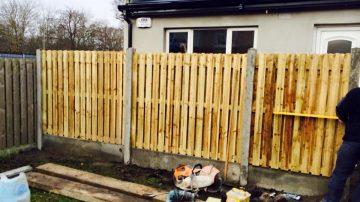 Fencing Contractors Northamptonshire